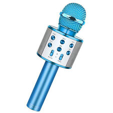 LetsGO toyz Spielzeug ab 5-13 Jahre Mädchen, Karaoke Mikrofon Kinder Gesche