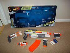 Nerf N-Strike Modulus ECS-10 Gun with 5x Attachments,10 Shot Mag Clip,Scope