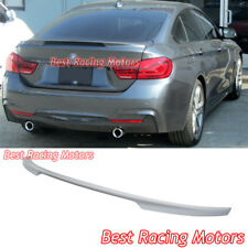 Performance Style Trunk Spoiler (ABS) Fits 14-18 BMW F36 4dr 4-Series Gran Coupe