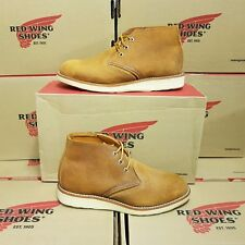 RED WING SHOES 3145 Heritage Chukka men's boots UK 6,5 US 7,5 EUR 40 (pv:290€)