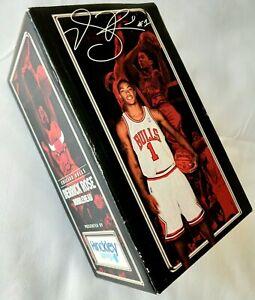 Derrick Rose Chicago Bulls NBA ESignature Hinkley Bobblehead Bobble SGA **NEW**