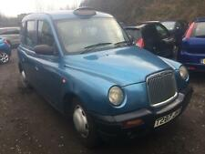 1999 LONDON TAXIS INT TX1 SILVER AUTO STARTS+DRIVES SPARES OR REPAIRS