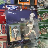NIB 1999 Starting Lineup MLB Boston Red Sox Pedro Martinez Baseball Toy