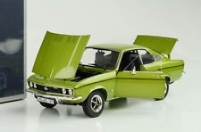 Opel Manta 1970 Lemon green metallic 1:18 Norev 183635