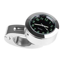 "7/8'' - 1"" Handlebar Bar Mount Clock for Honda Shadow Rebel VTX VT 750 1300 1800"