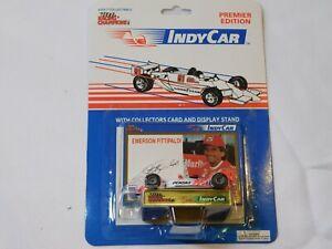 Nascar #2 Emerson Fittipaldi Indy Car Racing Champions Premier Edition NOS