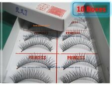 10 Box (DHL) - New PRINCESS LEE Handmade False Fake Eyelash-X7 Normal (10 Pairs)