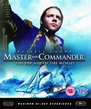 Master and Commander - The Far Side of The World 5039036036344 Blu-ray Region B