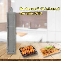 BBQ Grill Infrared Ceramic Stainless Steel Ceramic Gas Burner Barbecue Outdoor