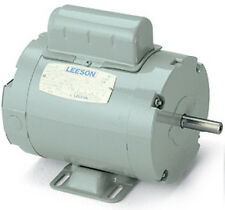 Leeson Electric Motor 120376.00 C145K34NB1G 3 HP 3450 Rpm 1PH 230 Volt