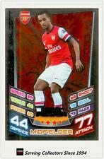 2012-13 Match Attax Premier League Star Player Foil Card Full Set (20) (361-380)