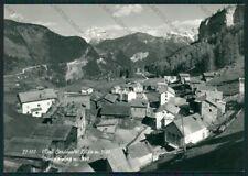 Belluno Rocca Pietore Laste Foto FG cartolina ZK2047
