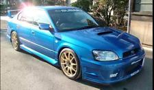"bumper ""Burn-up"" prodrive WRC for Subaru Legacy (B6) BE5, BH5"