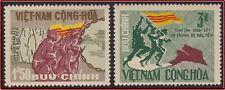 VIETNAM du SUD N°309C/309D** Invasion du Nord , Cote 80€,1967 South VietNam MNH