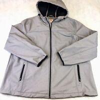 Mens Everlast Boxing Winter Coat With Hood Size 3XL XXXL  EUC