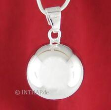 Runde Modeschmuck-Halsketten & -Anhänger im Medaillon-Stil ohne Stein