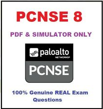 Palo Alto Networks Certified Security Engineer PAN-OS 8.0 PCNSE 8 Real exam