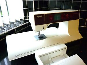 PFAFF Quilt Expression 4.2 IDT Sewing Machine + Extension Table.