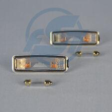 2x Kennzeichenleuchte Ford Focus 98 - 05 Kennzeichenbeleuchtung links rechts NEU