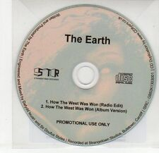 (EG276) The Earth, How The West Was Won - 2013 DJ CD