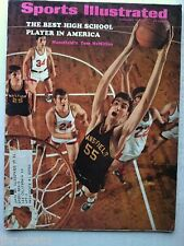 1970 INDIANA MANSFIELD HIGH SCHOOL BASKETBALL TOM McMILLEN Sports Illustrated
