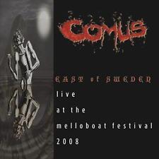 COMUS East Of Sweden 2011 7-track vinyl 2xLP album NEW/SEALED Velvet Underground