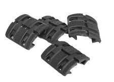 Magpul Enhanced XTM Textured Rail Panels MAG510-BLK Black - Picatinny Cover 4pcs