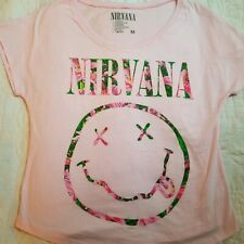 Nirvana TShirt Womens Medium NWOT
