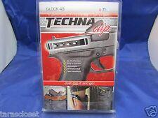 Techna Belt Clip for the GLOCK 43 TECHNA CLIP GUN CLIP AMBIDEXTROUS