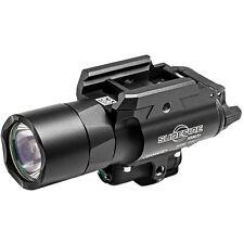 Surefire X400 Ultra Green Laser Light 600 Lumen LED Handgun & Pistol X400U-A-GN