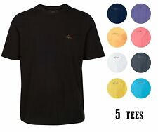 Greg Norman Men's Casual T-Shirt with Chest Pocket - Assorted Packs!