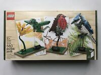 LEGO Ideas Birds 21301 Retired New Sealed