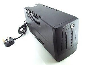 600VA ULTRA MAX UPS Uninterruptible Power Supply 600SC 360W