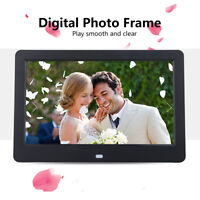 """7""""/10""""/10.4""""/12""""/13""""/15"""" Digital Photo Frame LED Electronic Album Picture Player"""
