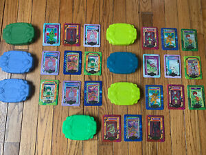 2000 Taco Bell Digimon 3 Metal Card Set LOT of 4 cases