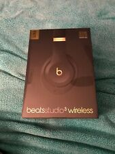 Beats by Dr. Dre Studio3 Headband Wireless Headphones - Shadow gray