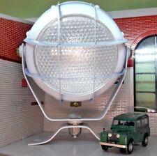 Volkswagen Bus Splitscreen Bay Furgoneta Clásico Acero Reparación Faro Foco