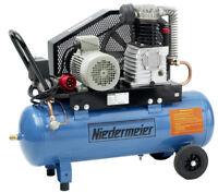 Industrie Kompresseor Nistra NK 50/400W, 50L, 2,2KW, Druckluft Kompressoren,230V