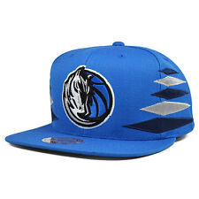 Dallas Mavericks VINTAGE DIAMOND SNAPBACK Mitchell & Ness NBA Hat