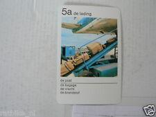 65-KLM AIRPLANE 5A DE POST DE LADING