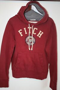 Mens Abercrombie Fitch Distressed Hoodie Muscle Fit Size Large NWOT