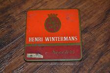 F9- Henri Wintermans Scooters 10 Cigar Tin