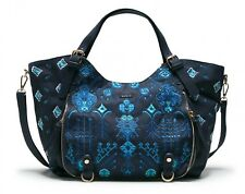 Desigual Thalassa Rotterdam Shoulder Bag Umhängetasche Shopper Tasche