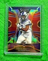 DARIUS ANDERSON PRIZM ROOKIE RED CARD COLTS RC 2020 PANINI CHRONICLES DP SELECT