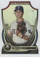 2013 Bowman Platinum Top Prospects Die-Cut /25 Cody Buckel #TP-CB