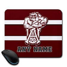 Alabama A&M Bulldogs NCAA Personalized Name Mousepad Gift
