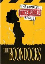 The Boondocks Complete Series Seasons 1 2 3 & 4 R1 DVD BOXSET