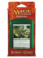 Insatiable Hunger Intro Pack Born of the Gods MTG 60-Card Deck w/ 2 Booster