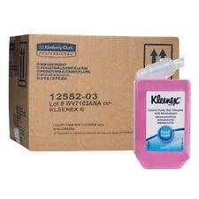 Kleenex Luxury Foam Skin Cleanser With Moisturiser 6 X 1l (12552)