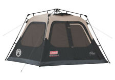 Coleman 4-person Instant Cabin Camping Tent - Rain and Wind Tested